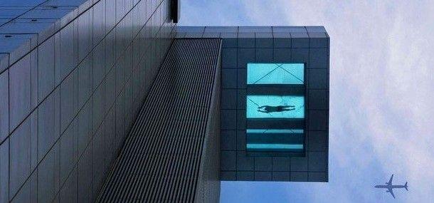 Най-страшния басейн - снимка