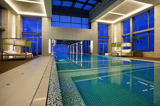 уникален басейн