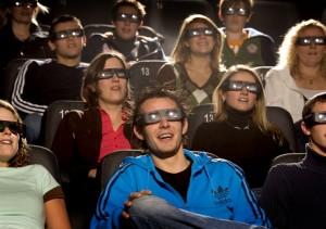 3D филми - снимка