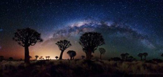 Снимка на млечния път