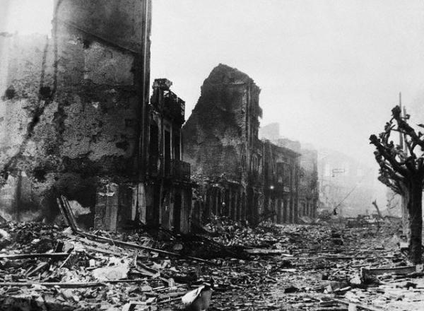 Руините на Герника - май 1937
