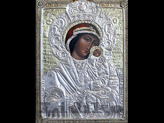 Св. Богородица от Бачковския манастир