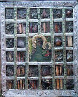Св. Богородица Одигитрия от Рилския манастир