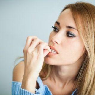 навикът с хапането на нокти