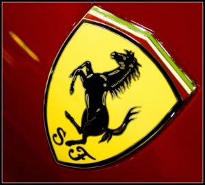 Ferrari-emblema