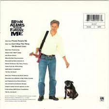 Bryan Adams – Please forgive me