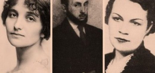 Дора Габе , Боян Пенев, Елисавета Багряна