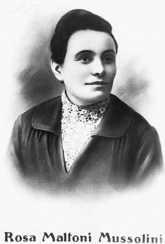 Роза Мусолини