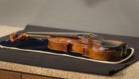 """Цигулката """"Амес"""", оценена на 5 млн. долара"""