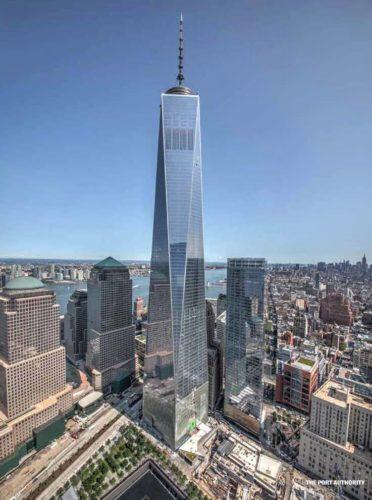 Единен световен търговски център (One World Trade Center)