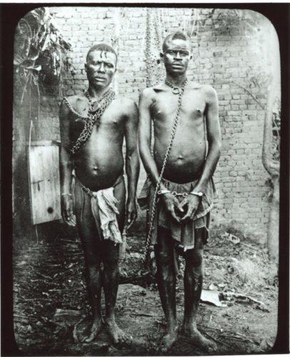 фотография на Алис Харис за мъченията над народа на Конго