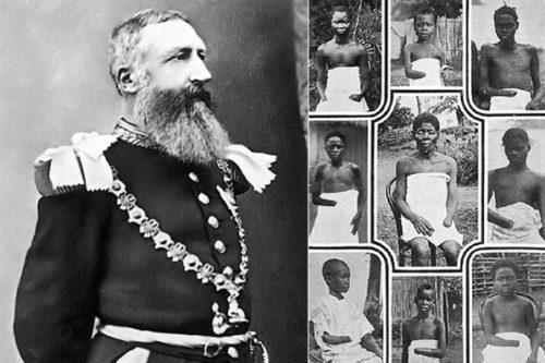 конго геноцид