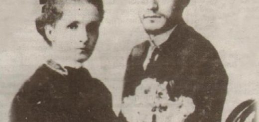 Георги Димитров и жена му Любица Йовчевич