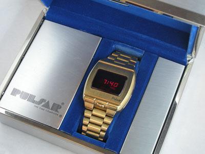 Часовникът Pulsar