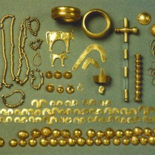 варненското златно съкровище